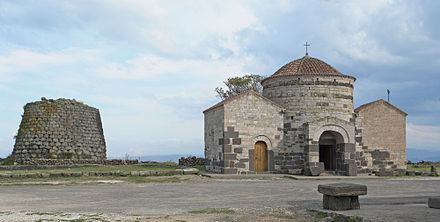 Santa Sabina Byzantine church and nuraghe in Silanus Silanus santa sabina2.jpg#filelinks