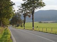 Silnice I-43 km008 Mezi DolniOrlice-Sanov.jpg