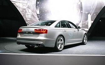 Audi A6 Wikipedia