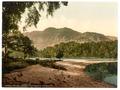 Silver Strand and Ben Venue, Trossachs, Scotland-LCCN2002695069.tif