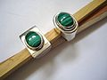 Silver and malachite rings.jpg
