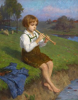 Simon Glücklich - Frühlingsmelodie