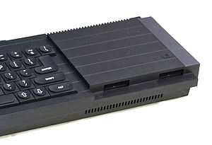ZX Microdrive - The Sinclair QL featured dual internal Microdrives