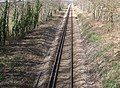 Single Track Railway Line - geograph.org.uk - 395692.jpg