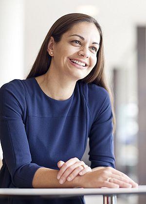 Siobhan Benita - in 2011.