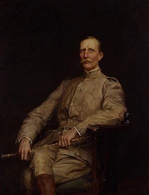 Royal Niger Company - George Goldie in 1898.