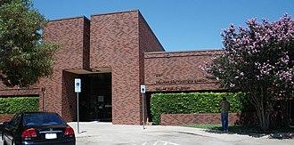 Vickery Meadow, Dallas - Skillman Southwestern Library