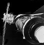 Skylab Station Damage As Seen By The First Crew (9456593435).jpg