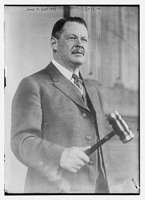 John Henry Slattery - Slattery in 1914