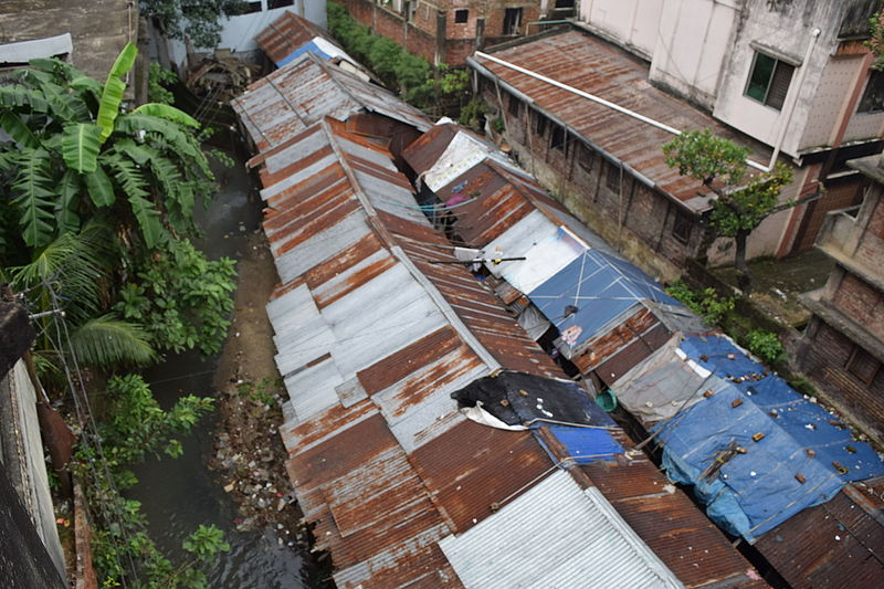File:Slum in Rabeya Rahman Lane, Chittagong (1).JPG