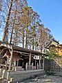 Small shrines of kawaguchi-jinja shrine in Watari town.JPG