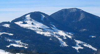 Stari Vrh Ski Resort ski resort in Slovenia