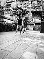 Snapshot, Taipei, Taiwan, 台北大龍峒金獅團, 樹人書院文昌祠, 隨拍, 台北, 台灣 (19423779165).jpg