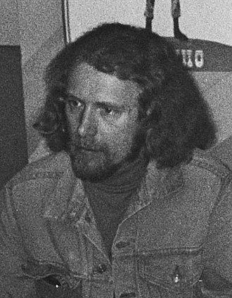 Sneaky Pete Kleinow - Kleinow in 1970