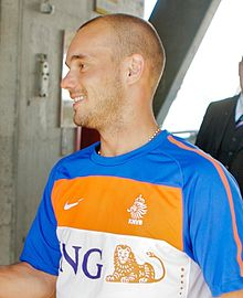Wesley Sneijder - Wikipedia c601ae47d31f6