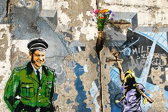 Tavar Zawacki - Image: Soldier Berlin Art