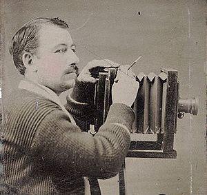 Solomon Butcher - Butcher, ca. 1886