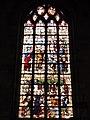 Solre-le-Château (Nord, Fr) église, vitrail Christ devant Pilatus.jpg