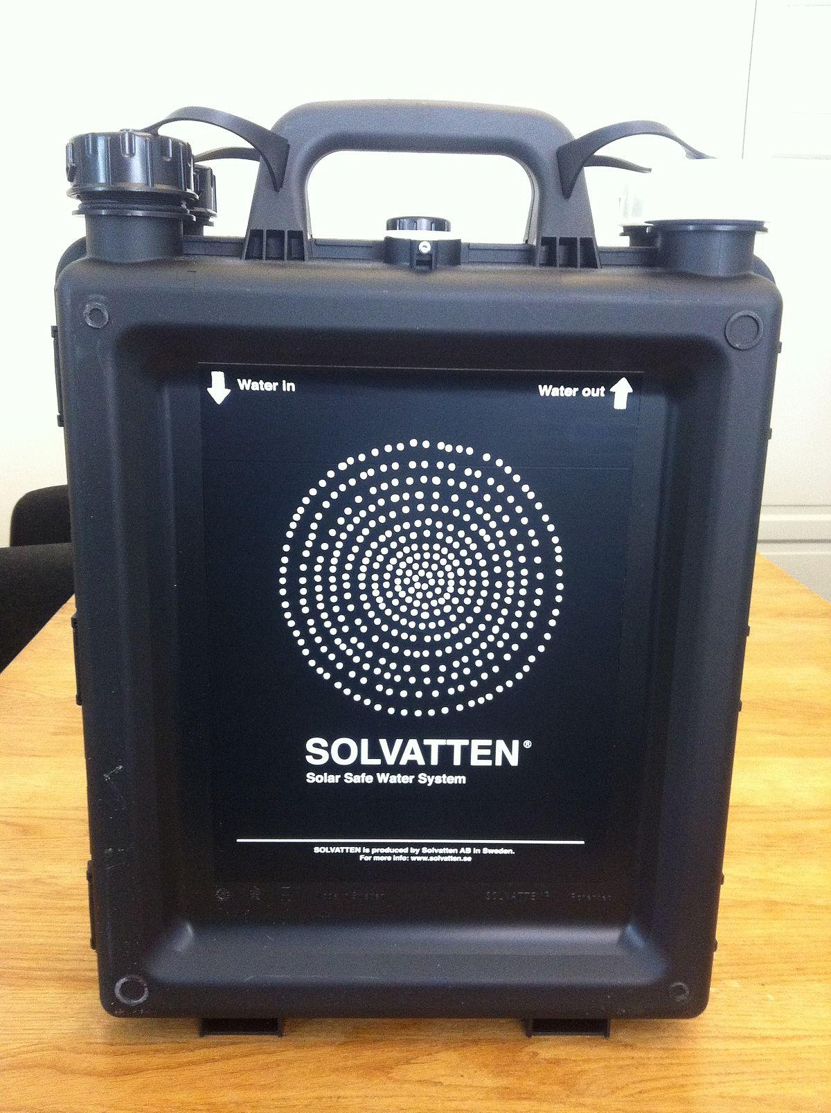 Media Water Heater >> Solvatten - Wikipedia