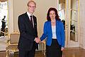 Solvita Āboltiņa tiekas ar Somijas vēstnieku (15126040332).jpg