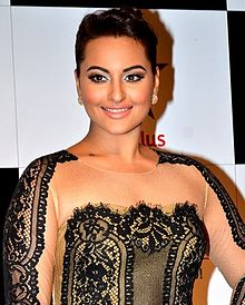 Photograph of Sonakshi Sinha