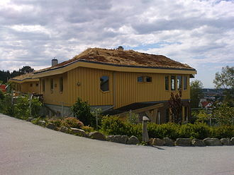 David Sandved - Soria Moria Steiner kindergarten was the last building Sandved designed before he died.