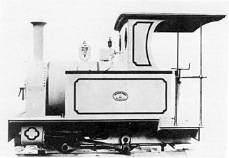 South African locomotive history - SAR NG 0-4-0T
