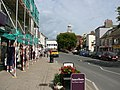 South Street, Bridport, View towards Town Hall - geograph.org.uk - 1146020.jpg