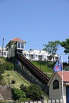 Southend Cliff Railway in 2008