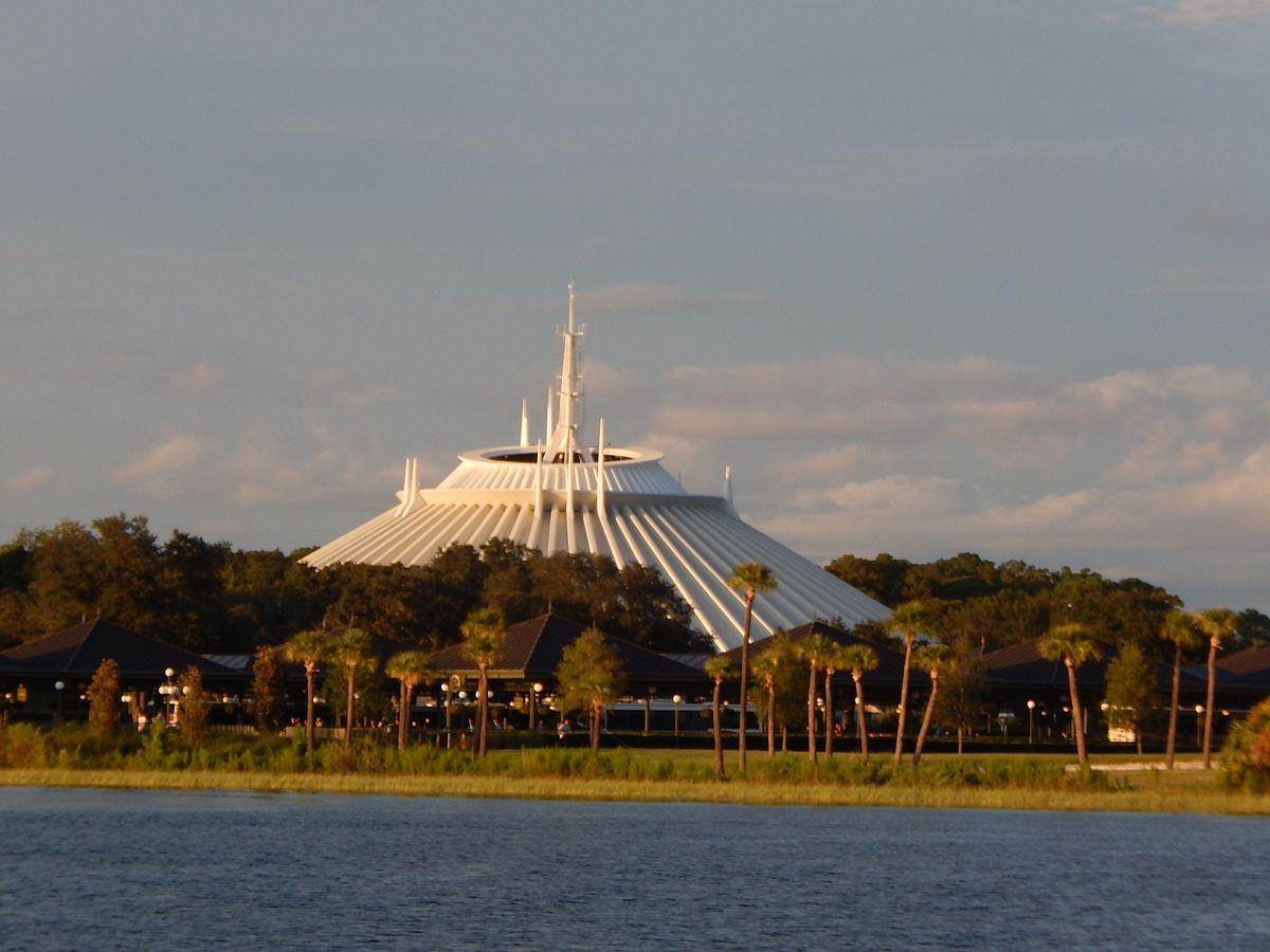 Space Mountain — Wikipédia