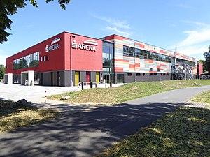 Sparkassen Arena Göttingen Wikipedia