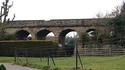 Spofforth Viaduct (19th March 2013) 002.JPG