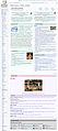 Srpskohrvatska Wikipedija naslovna 11 oktobar 2013.jpg