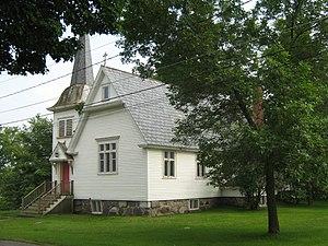 Richford, Vermont - St. Ann's Episcopal Church