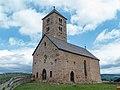 St.Jakob auf Langfenn, 12. Jhd., bei Mölten - Verschneid, zwischen Meran und Bozen, Trentino, Südtirol, Italien - panoramio.jpg