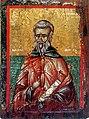 St. Kirijak the hermit by Andrija Raičević.jpg