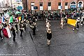 St. Patrick's Day Parade (2013) In Dublin - Purdue University All-American Marching Band, Indiana, USA (8565452291).jpg