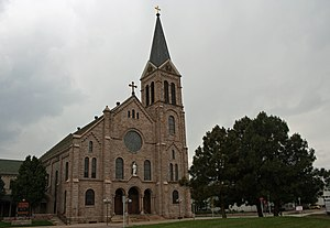 St. Elizabeth's Church (Denver, Colorado) - Image: St Elizabeths Denver