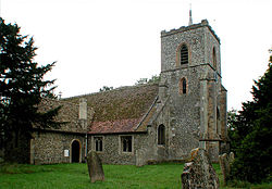St Andrew, Stapleford, Cambridgeshire - geograph.org.uk - 334044.jpg