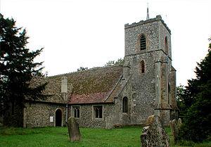 Stapleford, Cambridgeshire - Image: St Andrew, Stapleford, Cambridgeshire geograph.org.uk 334044