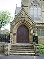St Annes-on-the-Sea United Reformed Church, Doorway - geograph.org.uk - 812634.jpg