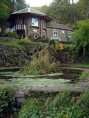 St. Ann's Well, Malvern - St Ann's Well