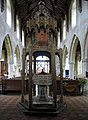 St Botolph, Trunch, Norfolk - Font - geograph.org.uk - 315535.jpg