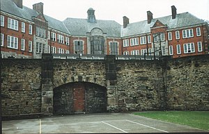Chesterfield St Helena School - Image: St Helena