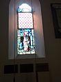 St Helenas Church window in 2015 at Thoroton Notts.jpg