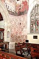 St James the Great, South Leigh, Oxon - Wall painting - geograph.org.uk - 1623929.jpg