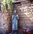 St John's House garden statue 2.jpg