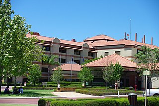 St John of God Murdoch Hospital Hospital in Western Australia, Australia