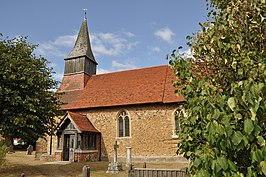 St Margaret, Woodham Mortimer - geograph.org.uk - 1493327.jpg