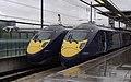 St Pancras railway station MMB F5 395027 395005.jpg